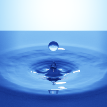 Droplet Surface